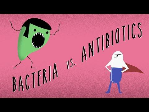 مقاومة المضادات الحيوية