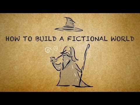 كيف تبني عالما خياليا