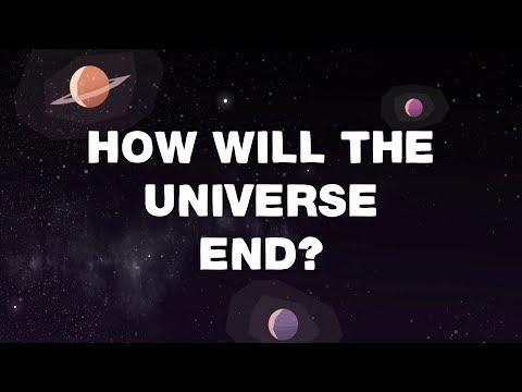 نهاية الكون