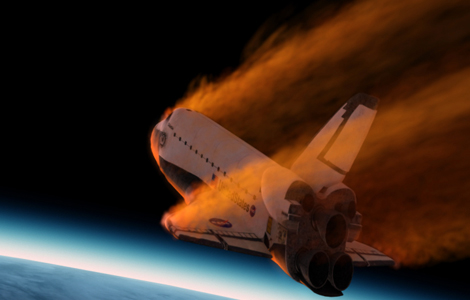المركبات الفضائية