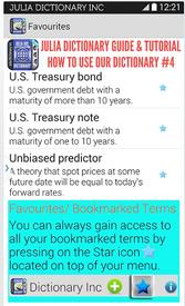 math dictionnary