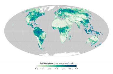 Credit: NASA Earth Observatory