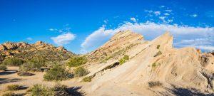 تشكل الصخور بفالق سان أندرياس الصورة : kenkistler1 / Fotolia
