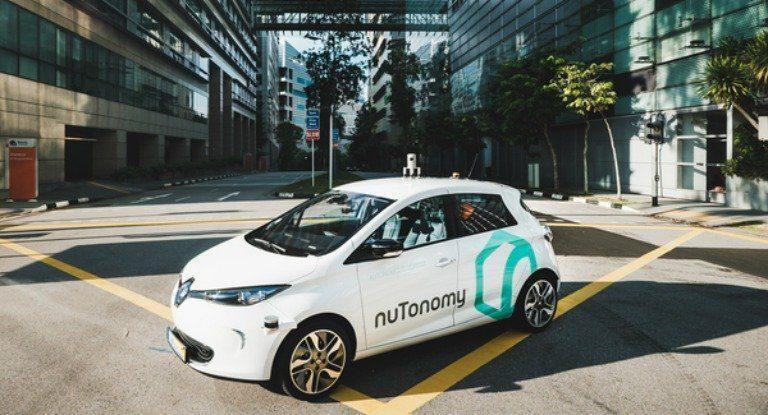 سيارات الأجرة ذاتية القيادة