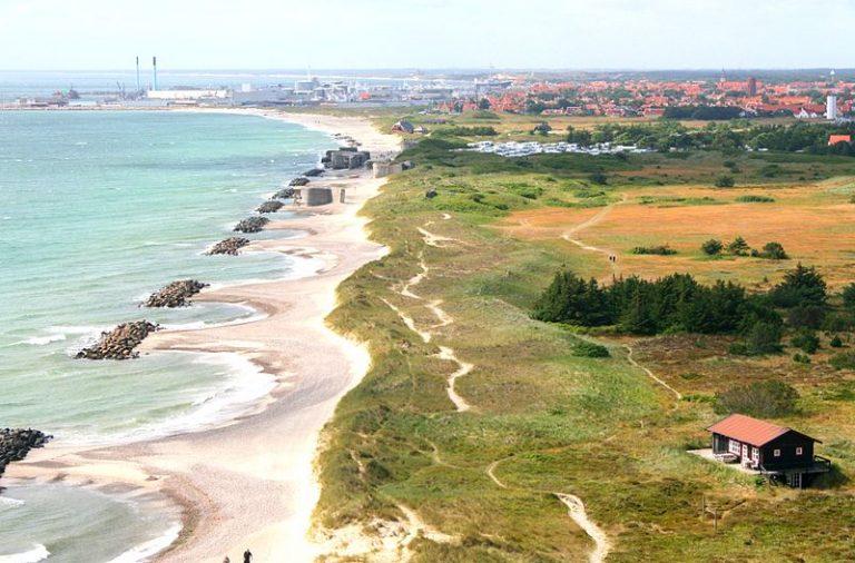 ساحل الدنمارك