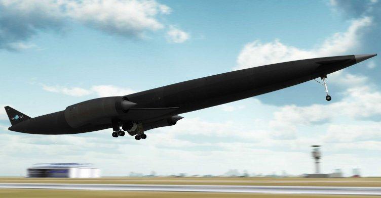 طائرة جديدة تصل إلى أي مكان في العالم خلال 4 ساعات