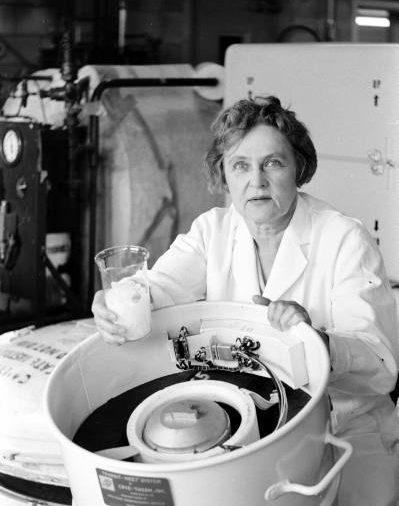 المخترعة ماريا تِلْكِس