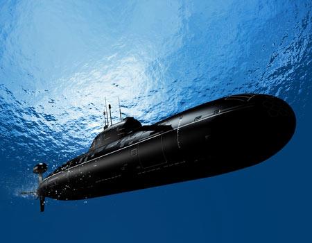 الغواصة