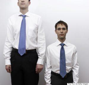 طول القامة