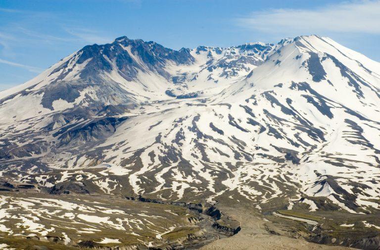 بركان سانت هيلين. حقوق الصورة : Matt Bullard